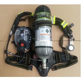 劳安6.8L呼吸器 正压呼吸器 X-F-16自给式空气呼吸器