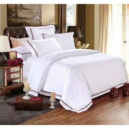 君康精品宾馆酒店床品 床尾巾 床旗 多花型