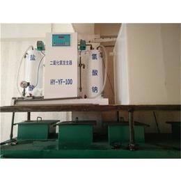医院污水处理设施选用,山东汉沣环保,医院污水处理设施