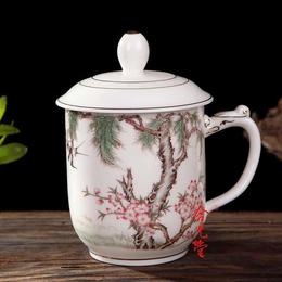 景德镇品牌陶瓷茶杯