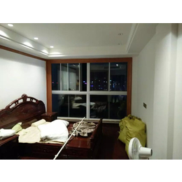 按客户需求定制金华隔音隔热优质铝合金门窗缩略图