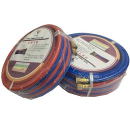 金牛头牌PVC双联管 氧气乙炔双色管 焊接切割并联管