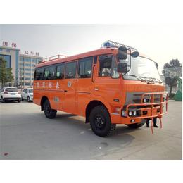 东风国五24-29座四驱动越野客车18908668855