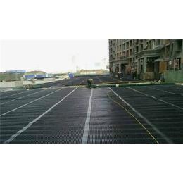 【路通土工】(图)、河南塑料排水板、商丘排水板