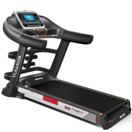 亿健8008S****跑步机家用款超静音可折叠款多功能电动跑步机