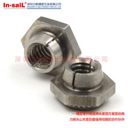 现货 4.8级镀锌压铆螺母 环保 板金螺母 铆接螺母 铆螺母