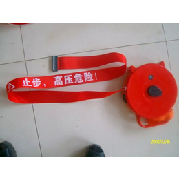 北京盒式警示带 盒式安全警示带道路施工反光警示带 冀航电力