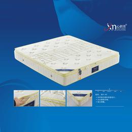 针织独立面料双层设计床垫   XY-11