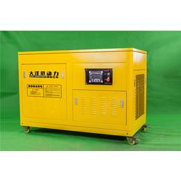 30千瓦永磁静音柴油发电机价格