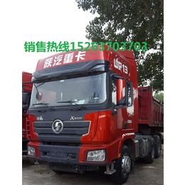 德龙重卡货车123桥6轴轻量化拖挂车二手拖头车