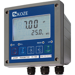 KOZE微电脑型PC-1000在线pHORP控制器