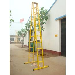绝缘升降合梯 方管升降合梯专业生产厂家绝缘梯齐全