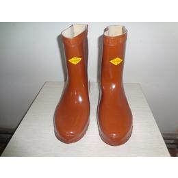 沧州定制绝缘鞋 劳保专用绝缘靴 电工鞋质量保证 冀航厂家直销