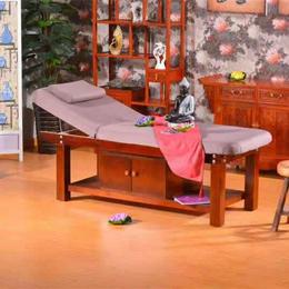 实木美容床 美容院专用美体SPA床