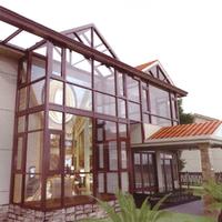 怎样才能拥有美丽的别墅阳光房!