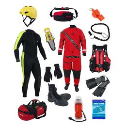 美国百年品牌NRS个人极限运动潜水套装