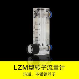 亚博平台网站氮气流量计型号LZM-4T测量范围0.6-6L