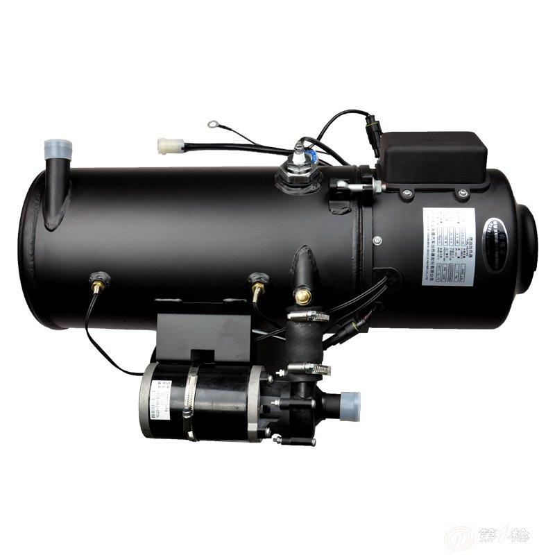 河北宏业专业生产汽车加热器 专业认证