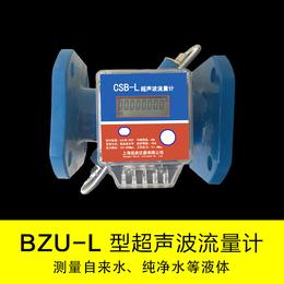 厂家直销BZU-L超声波流量计安装要求知道DN50原装现货