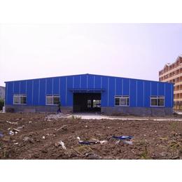 天津河北区专业搭建钢结构厂房制作彩钢房价格