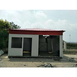 天津塘沽区专业搭建钢结构厂房制作彩钢房价格