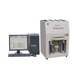 石油焦含硫量测定仪  石油焦分析检测设备 石油焦定硫仪厂家
