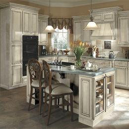 全屋定制 实木厨房橱柜