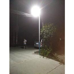 太阳能路灯led户外感应灯一体化太阳能路灯农村道路庭院灯