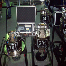 陕西榆林1-3吨200米无线传输吊钩秤