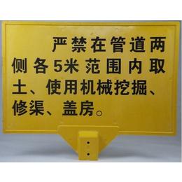 晶宝标志牌       抗风荷载性强