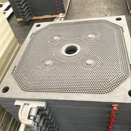 1600型高效高压隔膜滤板 厢式滤板板框过滤板 滤的干滤的快