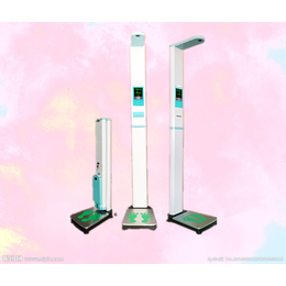 上禾科技打印语音播报超声波身高体重秤身高体重测量仪