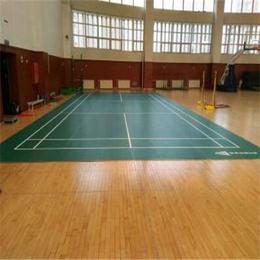2018新款北京欧氏地板体育运动实木地板