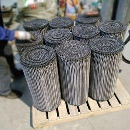 包装机网带 啤酒瓶包装收缩膜网带 金属网带 耐高温