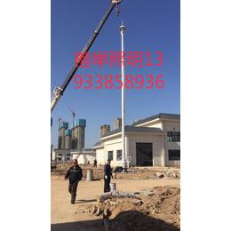 2018赤城县农村安装6米太阳能路灯厂家施工方案