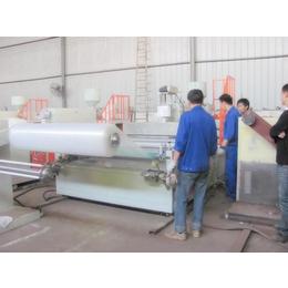 供应优质气垫膜生产设备1000mm聚乙烯气泡膜机组气泡膜机