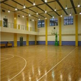 2018北京欧氏地板体育木地板