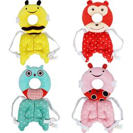 SKKBABY厂家供应宝宝动物学步护头枕婴儿用品