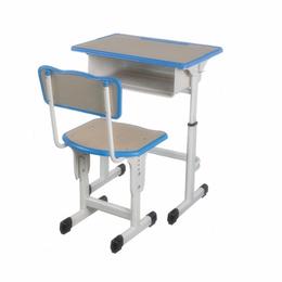学生单柱单层带单柱靠背椅缩略图