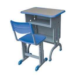 套管式课桌椅带背靠椅缩略图