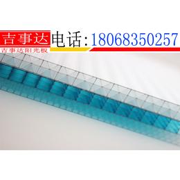 潍坊阳光板厂家十年品质18年销售四层阳光板