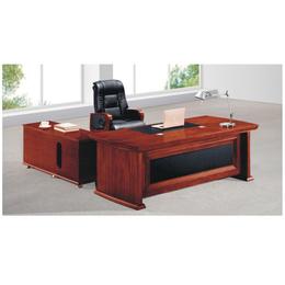 实木办公桌 老板办公桌