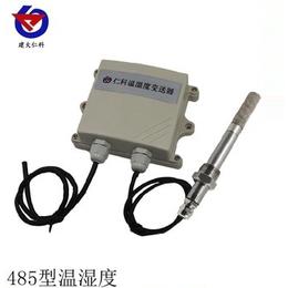 管道螺纹安装温湿度变送器