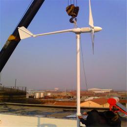 厂家直销小型家用低转速风力发电机500W微型家用