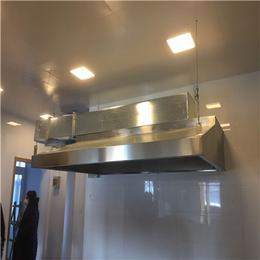 顺义****加工 安装厨房排烟管道