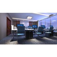 办公室装修|办公室色彩搭配可根据这4大点选择