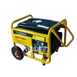 焊接4.0焊条的250A汽油发电焊机