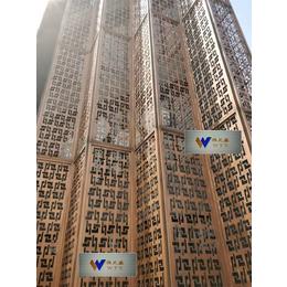 供应中式不锈钢屏风古铜色不锈钢镂空屏风