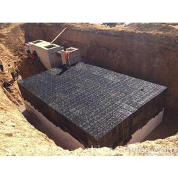 蓄水模块雨水收集模块