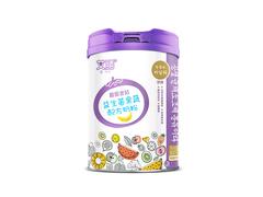 艾膳益生菌果蔬配方奶粉